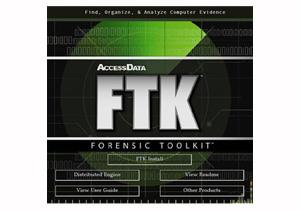 FTK(Forensic Tool Kit)